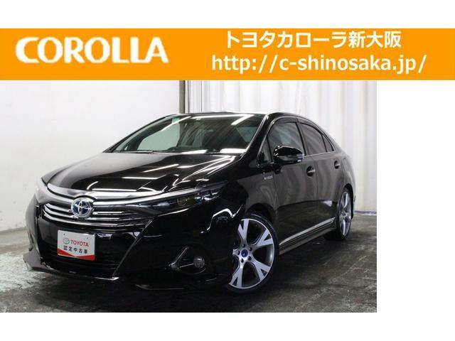 トヨタ G ワンオーナー 純正ナビ フルセグTV