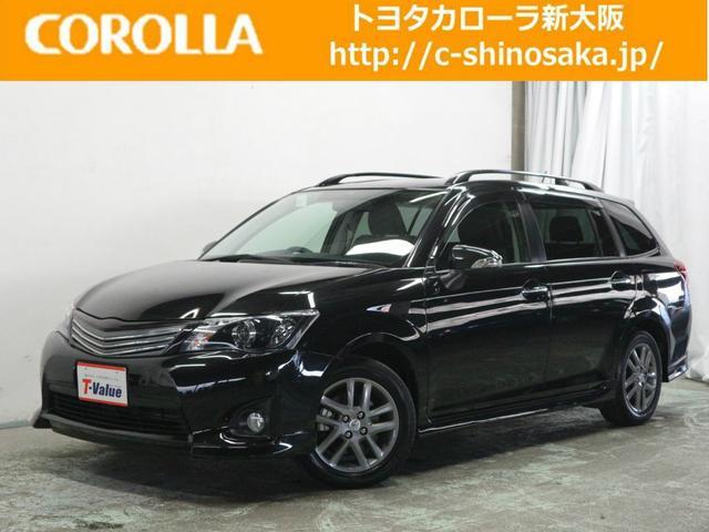 トヨタ 1.5G エアロツアラー・ダブルバイビー ワンオーナーカー