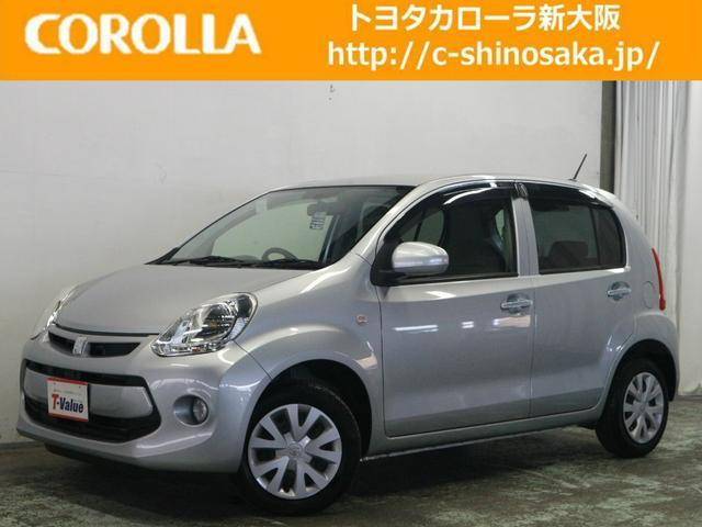 トヨタ X  T-Value認定車 ワンオ-ナ- バックカメラ