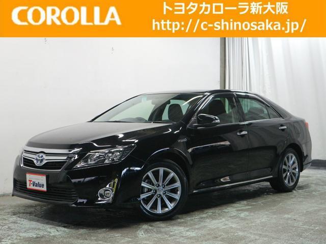 トヨタ ハイブリッドGパッケージ・プレミアムブラック T-Value