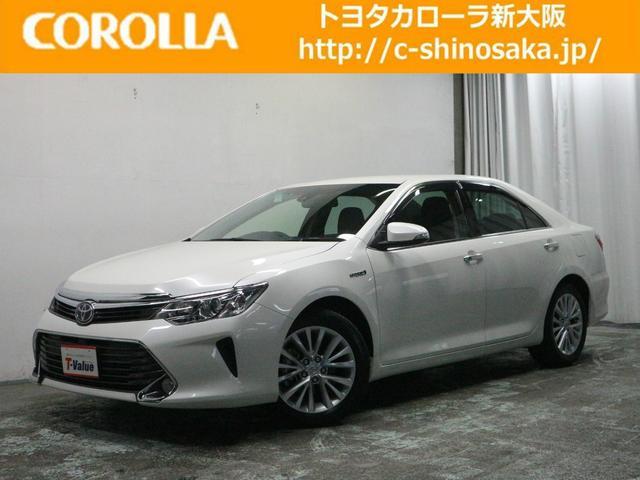 トヨタ ハイブリッド Gパッケージ T-Value 認定車 SDナビ