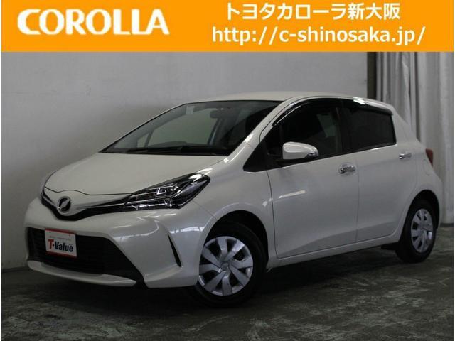 トヨタ 1.0F LEDエディションT-Value認定車スマ-トキ-