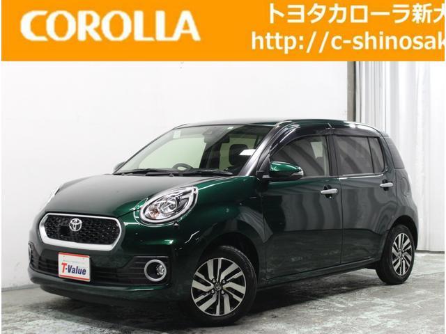 トヨタ モーダ Gパッケージ メモリーナビ付