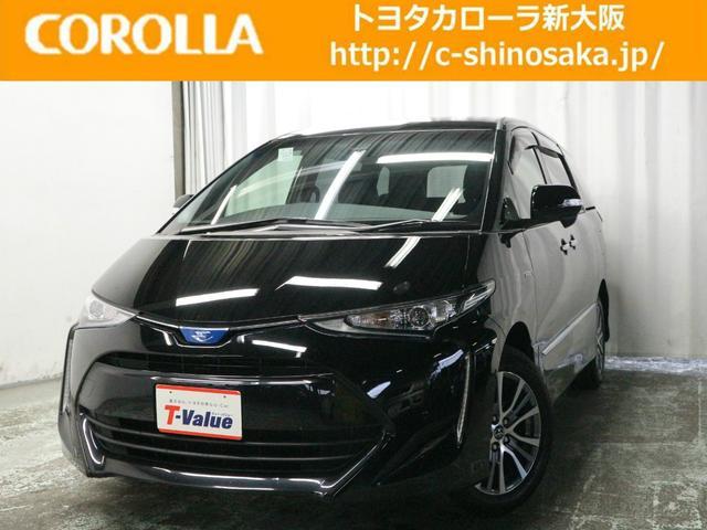 トヨタ アエラス プレミアム  T-Value認定車   ETC