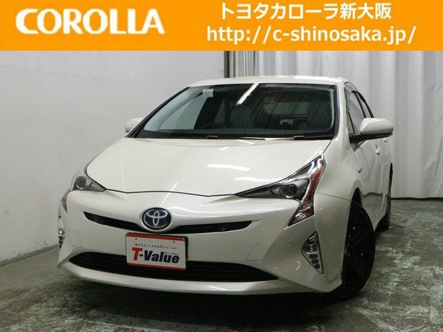 トヨタ Aツーリングセレクション メモリーナビETCバックモニター