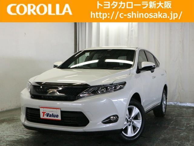 「トヨタ」「ハリアー」「SUV・クロカン」「大阪府」の中古車