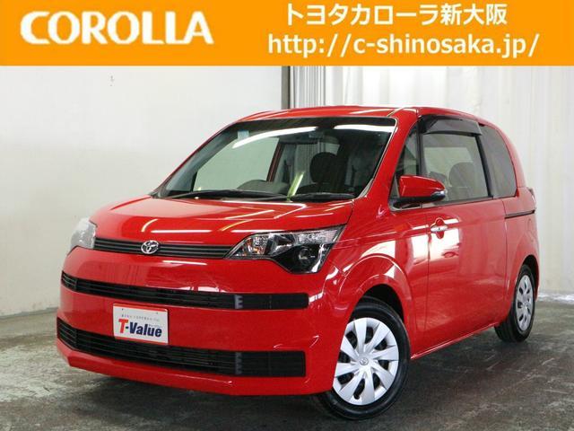 トヨタ F T-VaLue認定車 メモリーナビ バックモニター