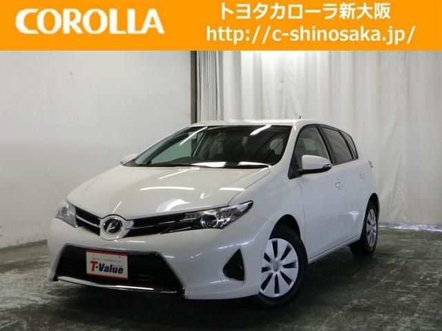 トヨタ 150X T-Value認定車 メモリ-ナビ