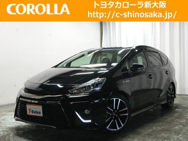 トヨタ Sツーリングセレクション・G's メモリ-ナビ  ETC