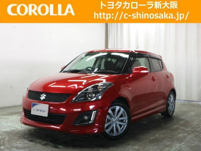 スズキ RS ワンオ-ナ-メモリ-ナビ  フルエアロ ETC