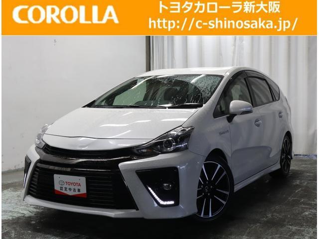 トヨタ Sツーリングセレクション・G's フルエアロ ワンオ-ナ-