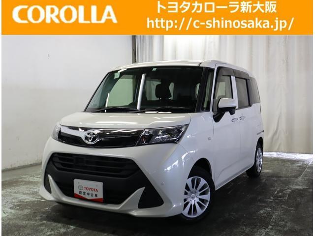 トヨタ タンク X S 衝突軽減ブレーキ ワンオ-ナ-バックカメラ