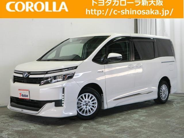 トヨタ ハイブリッドX ワンオ-ナ-SDナビ フルセグ ETC