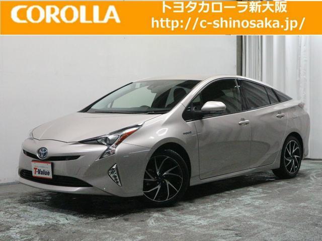 トヨタ Sセーフティplus メモリーナビ ETC LEDライト