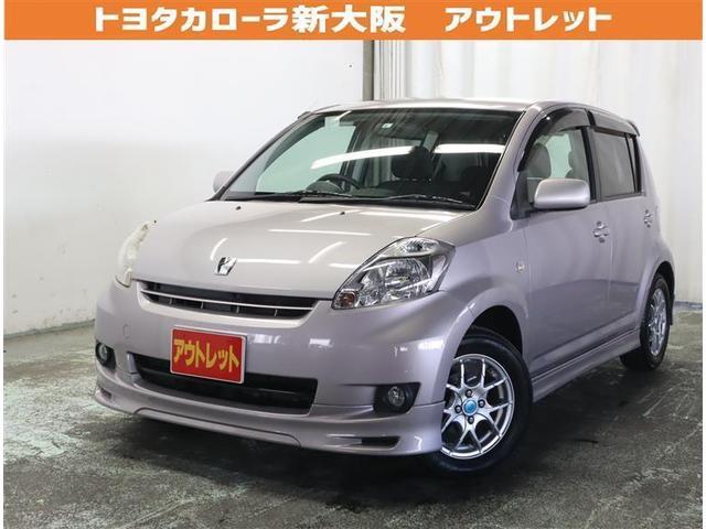 トヨタ X イロドリ ワンオーナーフルエアロ ETC社外アルミ付