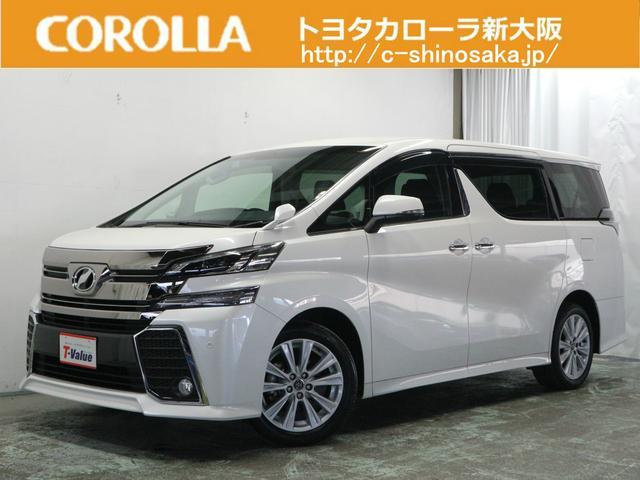 トヨタ 2.5Z Aエディション 4WD 後席モニター