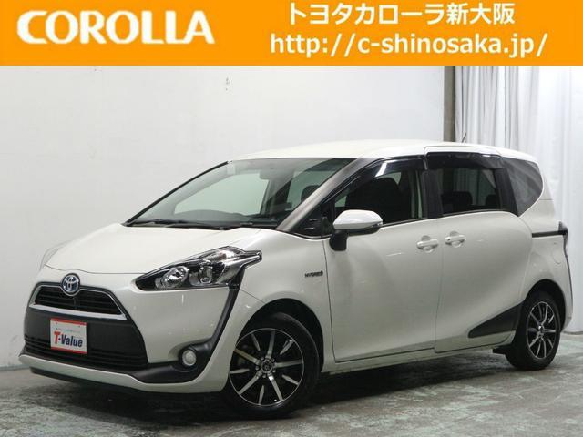 トヨタ ハイブリッドG T-Valueハイブリッド認定車 純正ナビ