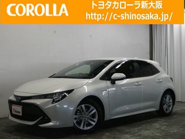 カローラスポーツ(トヨタ)ハイブリッドG 中古車画像