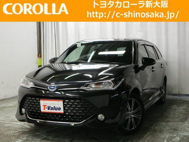 トヨタ ハイブリッドG ダブルバイビー T-ValueHV認定車