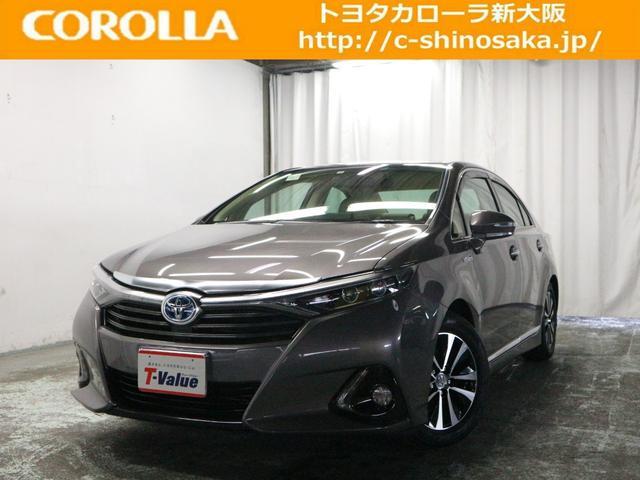 トヨタ G T-Valueハイブリッド認定車 ワンオ-ナ- LED