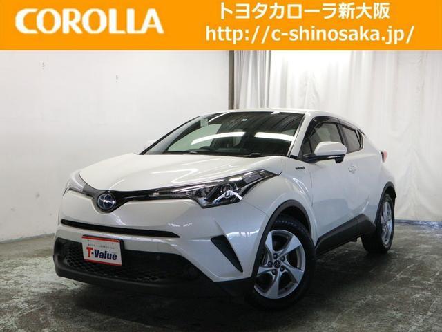 トヨタ S T-Valueハイブリッド認定車 ワンオ-ナ- ETC