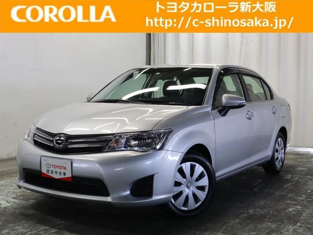 トヨタ 1.5G トヨタ認定中古車 当社下取ワンオーナー