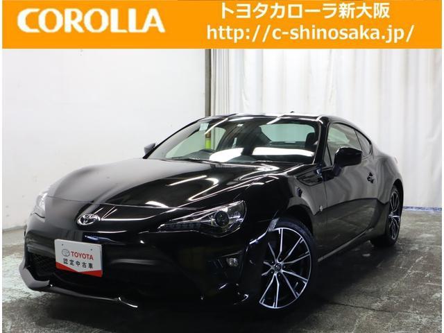 GT 当社下取ワンオーナー TOYOTA認定中古車 6速マニュアル