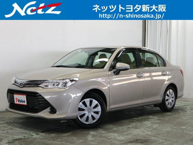 トヨタ 1.5G T-Value認定 SDナビ ワンオーナー ETC