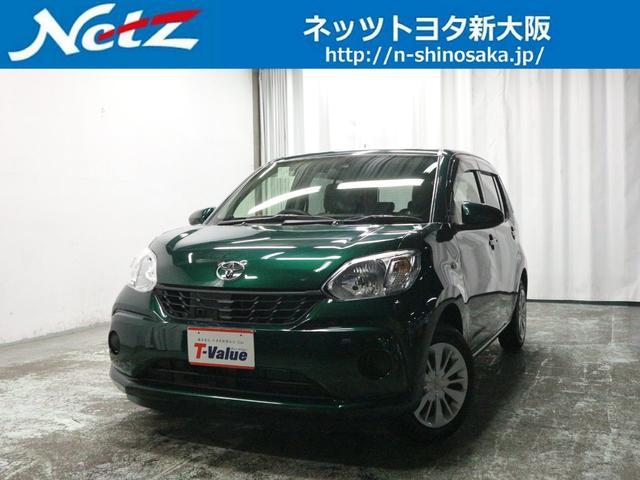 トヨタ パッソ X LパッケージS T−Value認定 安全装備 SDナビ