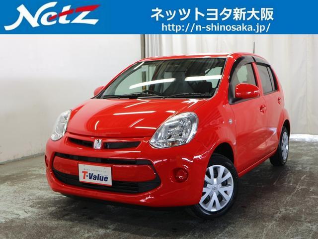 「トヨタ」「パッソ」「コンパクトカー」「大阪府」の中古車