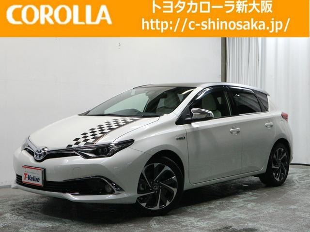 トヨタ HV ブリックレーン 試乗車 T-Value認定車