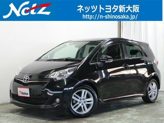 トヨタ S T-Value認定車メモリーナビワンセグTV付