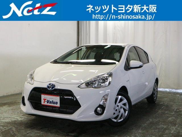 トヨタ ST-Valueハイブリット認定車メモリーナビフルセグTV付