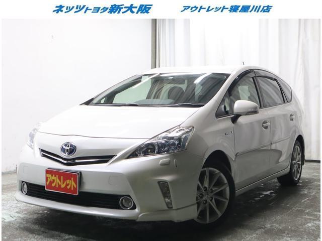トヨタ Sツーリングセレクション メモリーナビ バックモニター フルセグTV