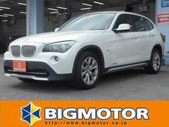 BMW X1xDrive 25iハイラインパッケージ 4WD AW CD