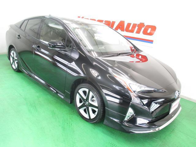 トヨタ Sツーリングセレクション 未使用車 モデリスタエアロ