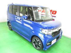 N BOXカスタムG・Lターボホンダセンシング ディーラー展示車 8インチナビ
