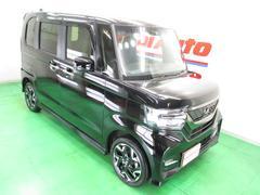 N BOXカスタムG・EXターボホンダセンシング 4WD ワンオーナー