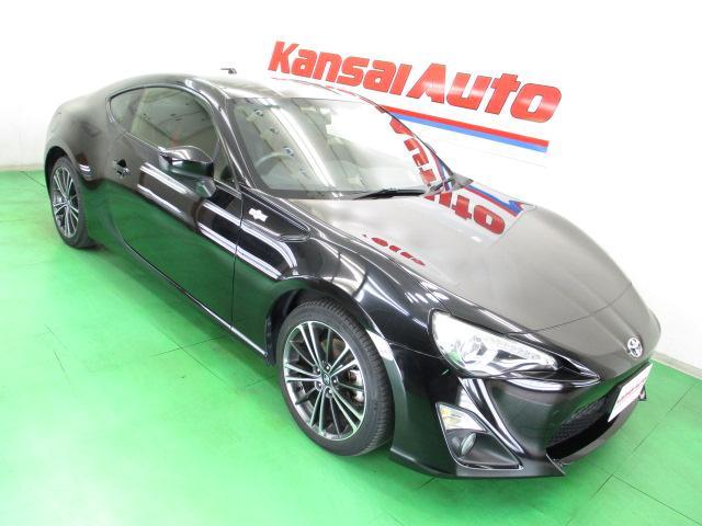 トヨタ GT 6MT ワンオーナー 柿本改マフラー ETC HID