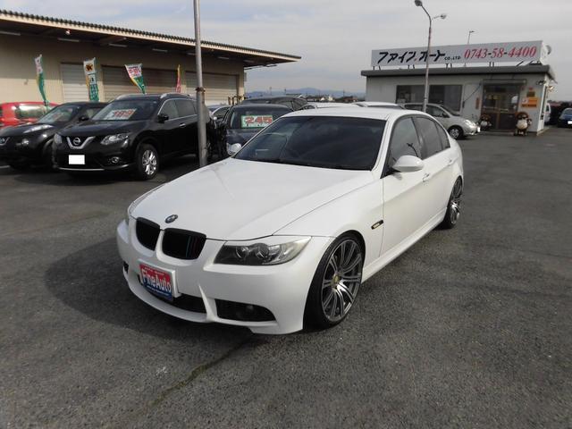 BMW 320i Mスポーツ スマートキー 社外HDDナビ 19AW