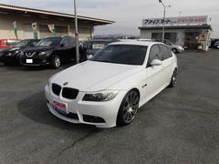 BMW320i Mスポーツ スマートキー 社外HDDナビ 19AW