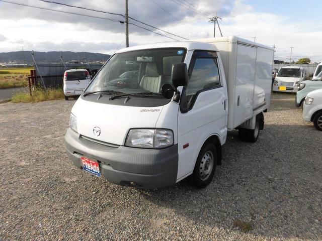 マツダ ボンゴトラック ドライ車 最大積載量850kg