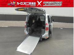 ノアX Lセレクション ウェルキャブスロープ 車いす2脚