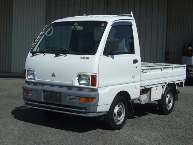 三菱 TL 4WDパートタイム エアコン パワステ AT