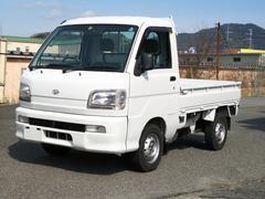 ハイゼットトラックエアコン・パワステ スペシャル4WD ゲートチェーン
