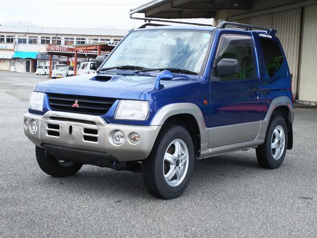 三菱 Vターボ4WD