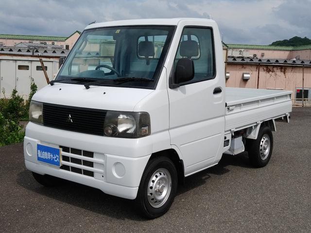 三菱 Vタイプ 4WD エアコン パワステ オートマチック車 走行59414km