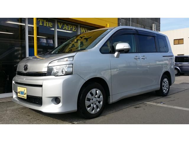トヨタ トランス-X 5人乗り 地デジメモリーナビ キーレス