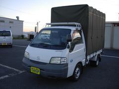 ボンゴトラックワイドローDX 幌車 レンタルアップ車