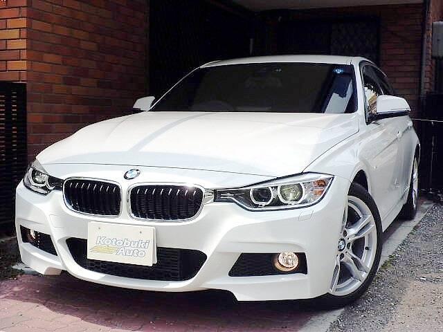 BMW 320d Mスポーツ 当店デモカー 新車保証